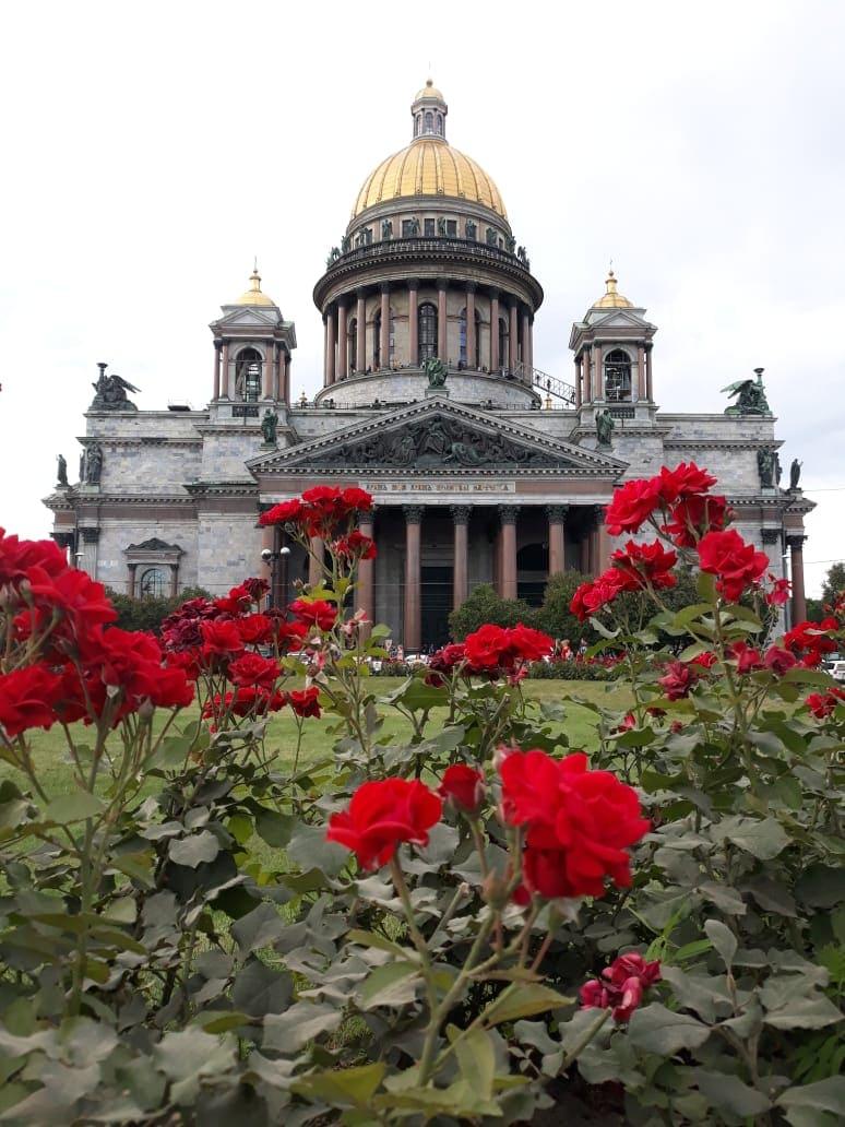 Паломничество в Санкт-Петербург