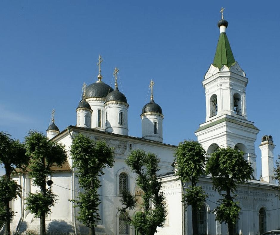 паломничество в Тверь